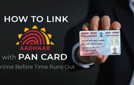 How to Link Aadhaar With Pan Card Online Before Time Runs Out